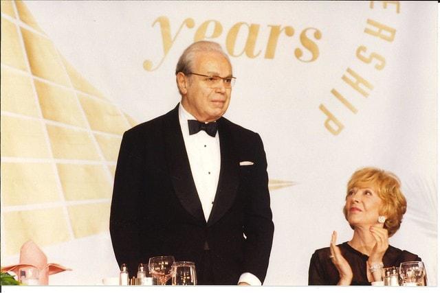 Remembering Javier Pérez de Cuéllar.