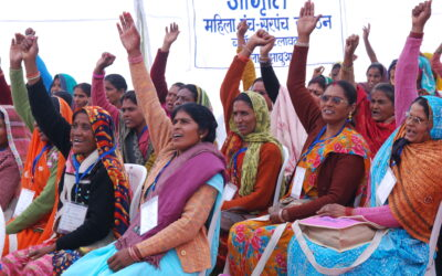 White Paper: Mobilizing Women's Leadership for Transformative Change