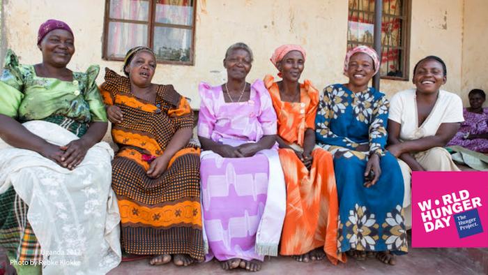 ©The Hunger Project, Moringa Farmers in Uganda by Rebke Klokke