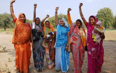 Rajkumari Helps her Community Achieve Total Sanitation Coverage