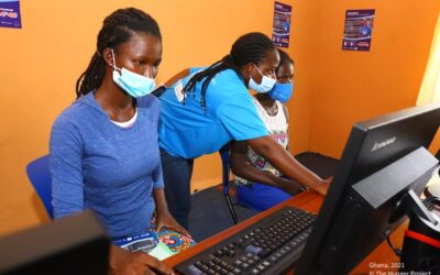 The Digital Generation: International Day of the Girl 2021