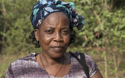 Louise Takes Charge of Her Life & Empowers Others In Her Village